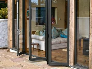 Aluminium Bi-folding Doors surrey