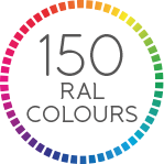 Ral colours for garden rooms windows and doors epsom