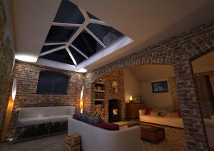 skypod roof lantern prices epsom surrey