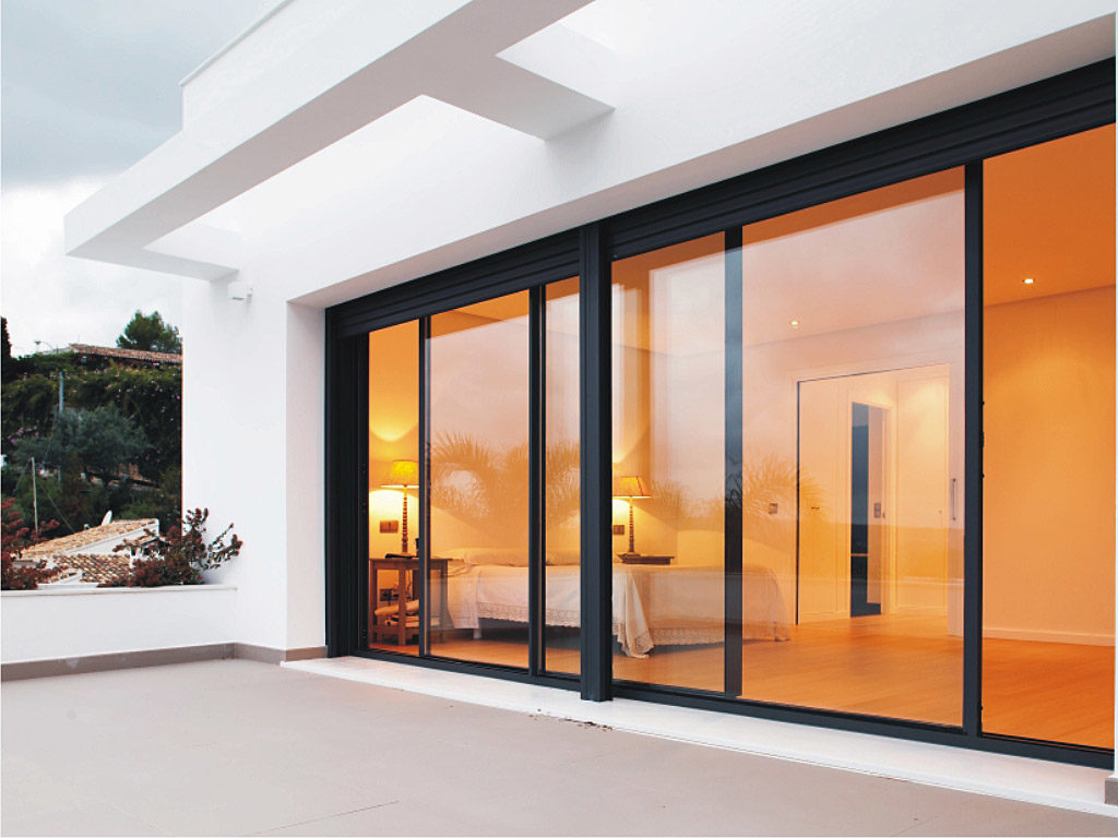aluminium sliding patio doors epsom surrey