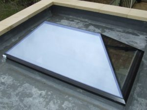frameless roof lantern epsom Surrey