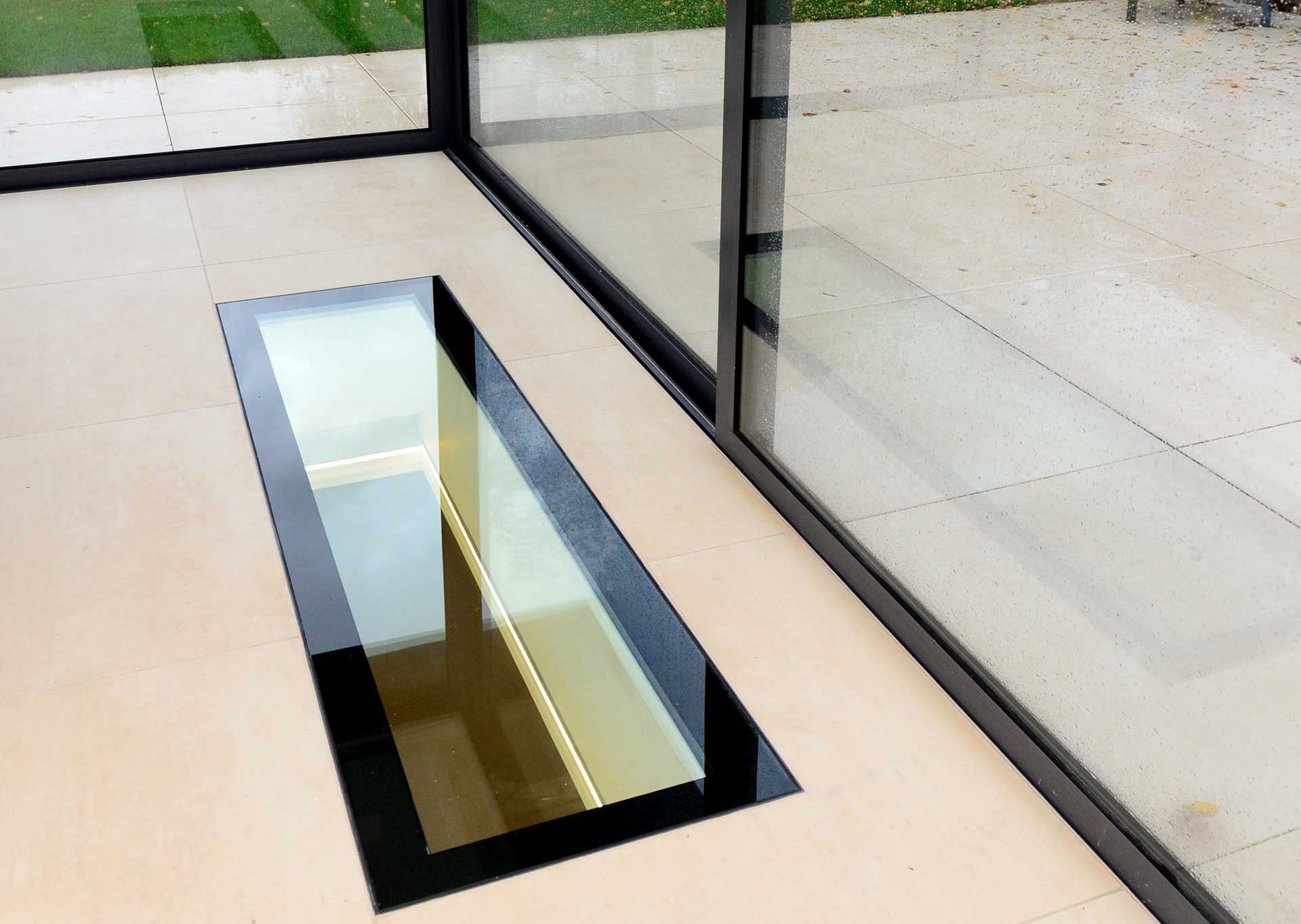 Walk-on skylights epsom surrey