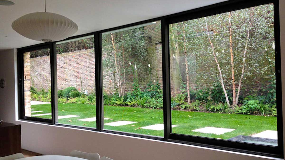 schuco aluminium window installers epsom surrey