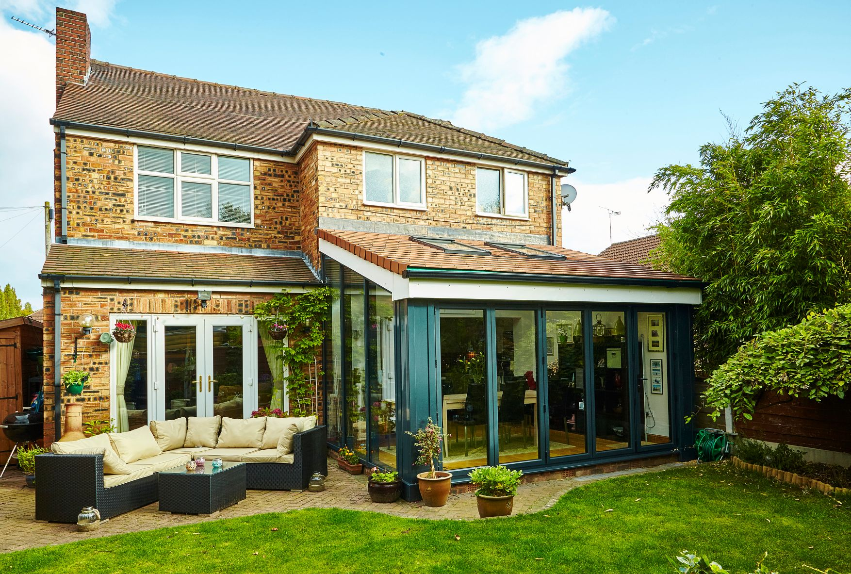 tiled conservatory roofs epsom surrey