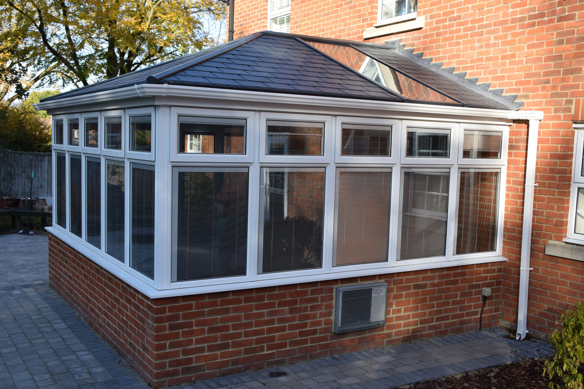 ultraroof tiled conservatory roofs epsom surrey