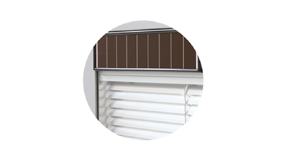 integral blinds cost UK surrey