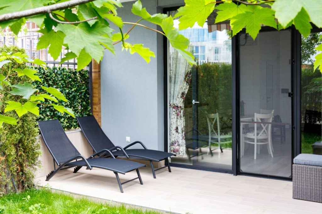 stylish garden rooms